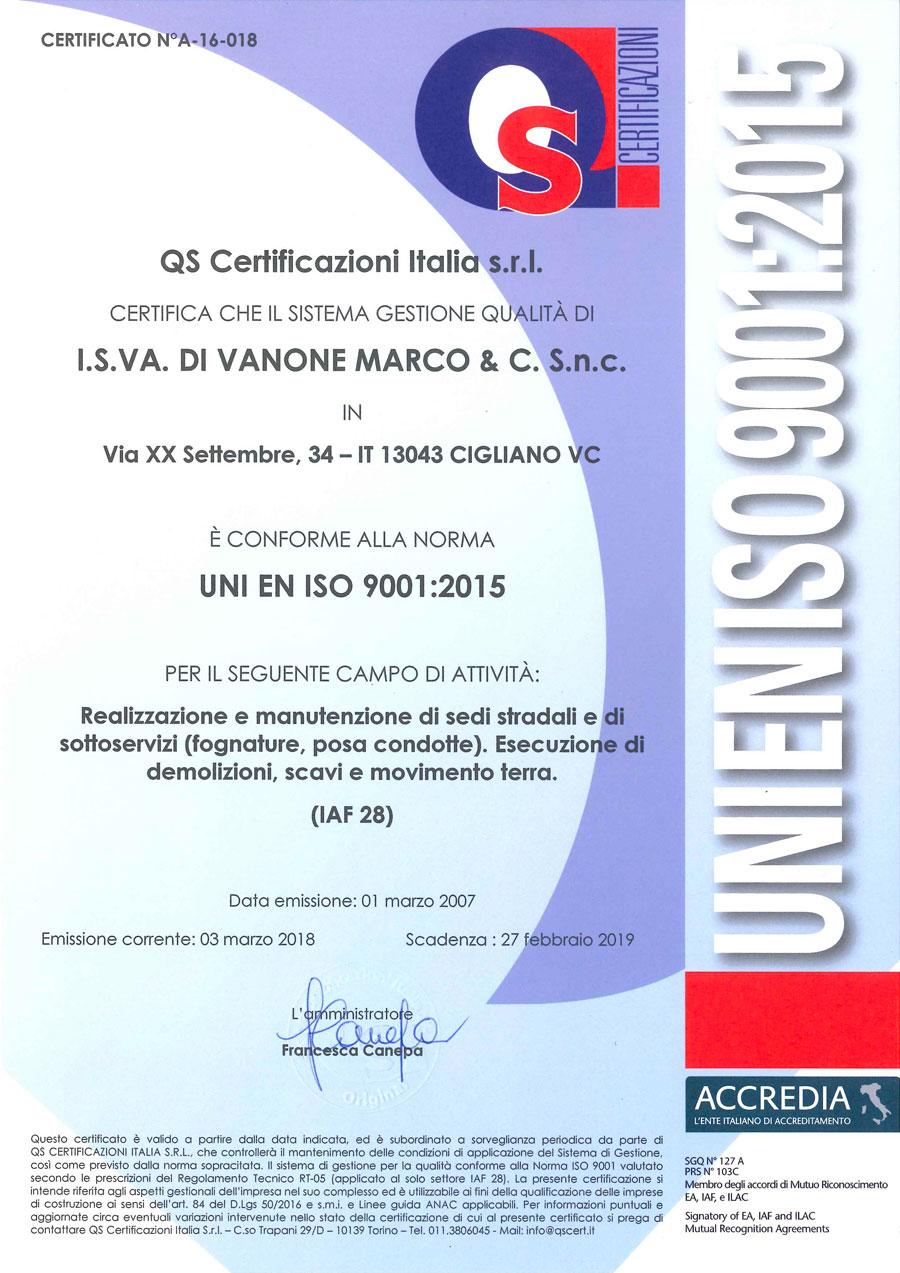 Certificato-QS-ISVA-9001